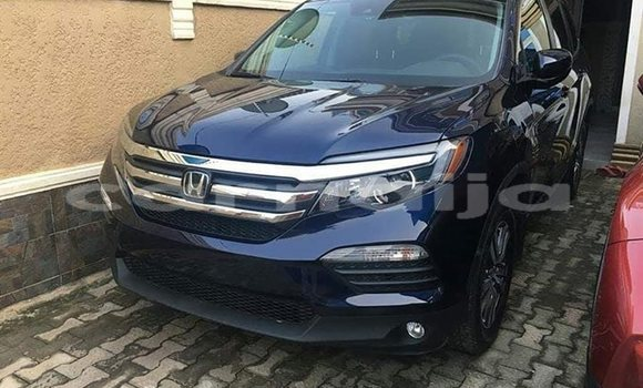 Buy Used Honda Pilot Blue Car in Lagos in Lagos State