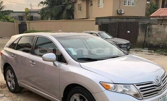 Buy Used Toyota Venza Silver Car in Enugu in Enugu State