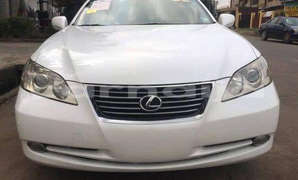 Buy Used Lexus ES White Car in Enugu in Enugu State