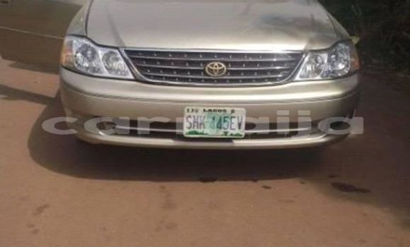 Buy Used Toyota Avalon Beige Car in Enugu in Enugu State