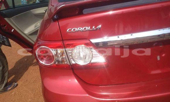 Buy Used Toyota Corolla Red Car in Enugu in Enugu State