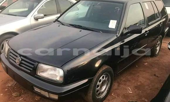 Buy Used Volkswagen Golf Black Car in Lagos in Lagos State