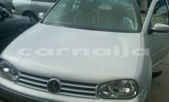 Buy Used Volkswagen Golf Silver Car in Lagos in Lagos State