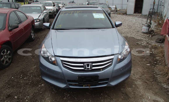Buy Import Honda Accord Blue Car in Lagos in Lagos State