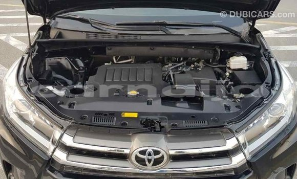 Buy Import Toyota Highlander Black Car in Import - Dubai in Abia State