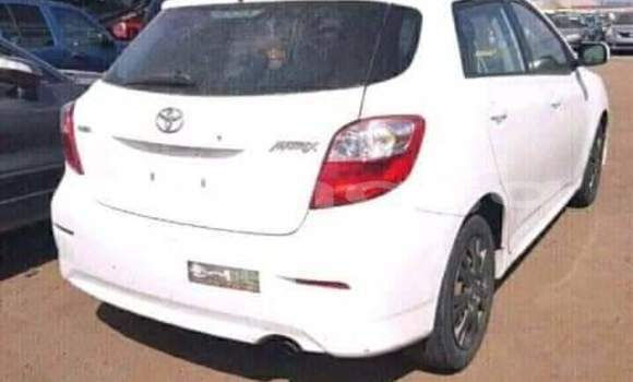 Buy Import Toyota Matrix White Car in Daura in Katsina