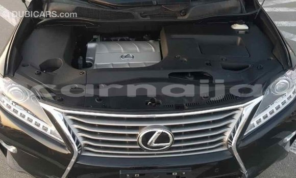 Buy Import Lexus RX 350 Black Car in Import - Dubai in Abia State