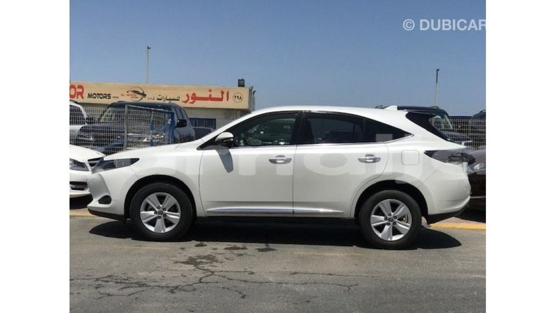 Big with watermark toyota harrier abia state import dubai 8418