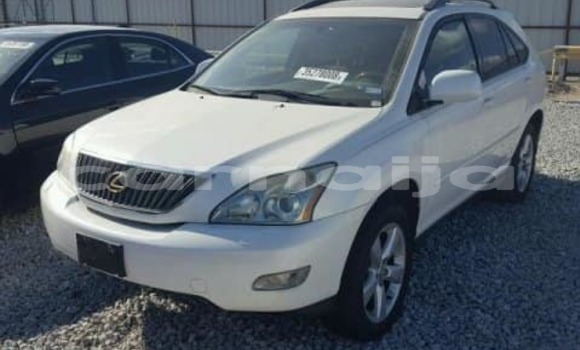 Buy Used Lexus RX 330 White Car in Lagos in Lagos State