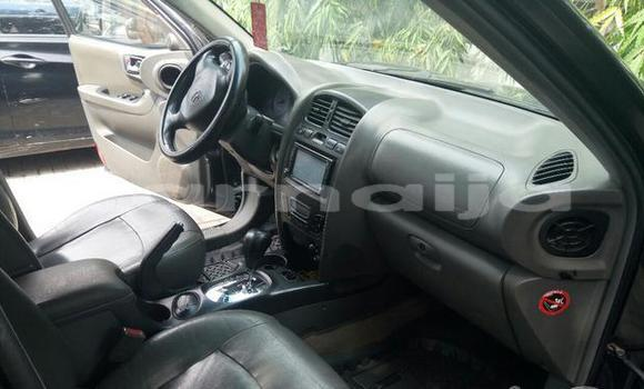 Buy Used Hyundai Santa Fe Blue Car in Surulere in Lagos State