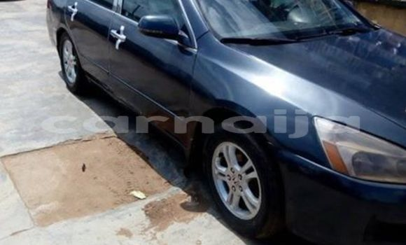 Buy Used Honda Accord Black Car in Abuja in Lagos State