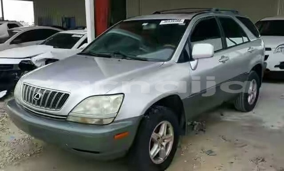 Buy Used Lexus RX 300 Silver Car in Lagos in Lagos State