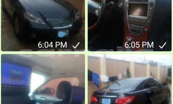 Buy Used Lexus ES Black Car in Lagos in Lagos State