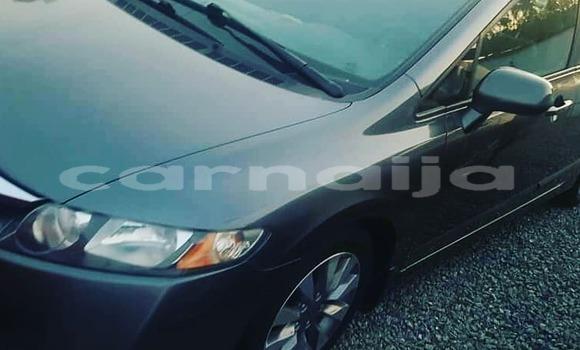 Buy Used Honda Civic Black Car in Kaduna in Kaduna State