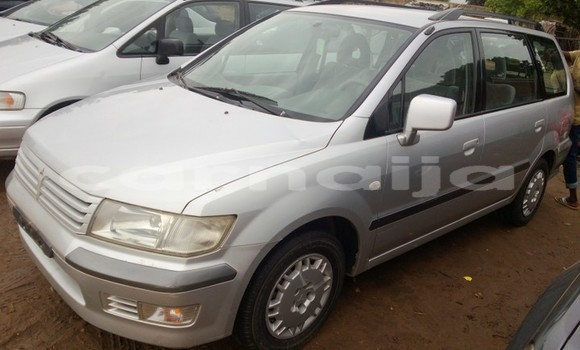 Buy Used Mitsubishi Space Wagon Silver Car in Katsina in Katsina