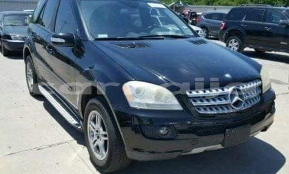 Buy Used Mercedes‒Benz ML–Class Black Car in Lagos in Lagos State