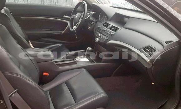 Buy Import Honda Accord Black Car in Lagos in Lagos State