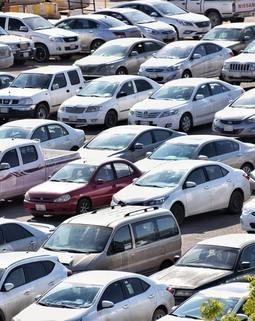 Thumb car lot